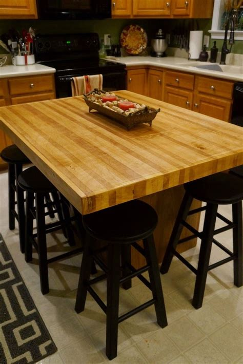 kitchen block island best 25 butcher block kitchen ideas on wood