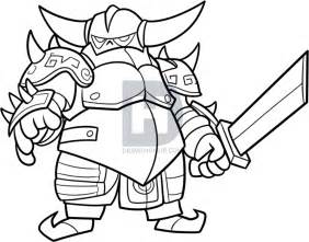 coloring pages of clash clans balloon sketch template