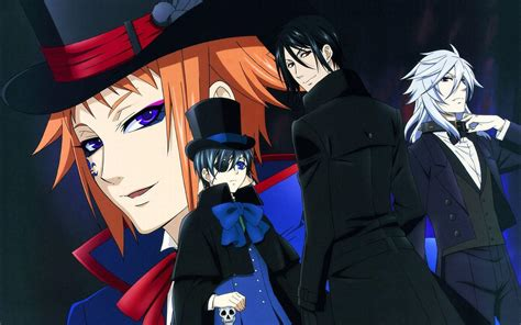 imagenes de joker de kuroshitsuji black butler sebastian wallpapers wallpaper cave