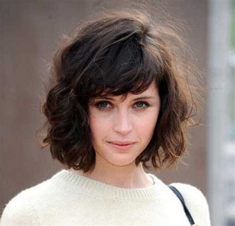 20 short hairstyles for wavy fine hair short hairstyles