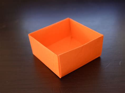 Paper Steps - 4 ways to make an easy paper box wikihow