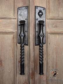 Front Door Pull Handles Arts And Crafts Front Door Pull 10 Forge Colorado Blacksmith Custom Forged