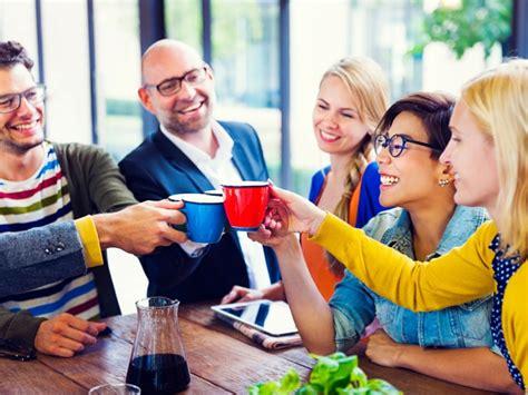 imagenes de gente cool caracteristicas admirables gente feliz cooperativos