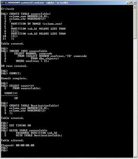 Sql Select Into New Table by Pl Sql Select From One Table And Insert Into Another