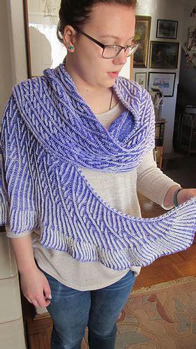 Tutorial Segiempat Batikascarf Original ravelry schneeverwehung pattern by barbara laumbacher