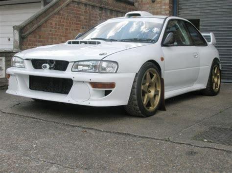 98 subaru impreza for sale 98 wrc subaru impreza ex colin mcrae quot p2wrc quot rally cars