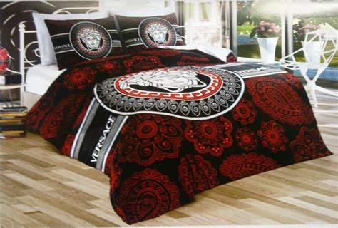 Pin Versace Bedding Set Bed Sheets Pillow Case Quilt Cover Versace Bedding Sets