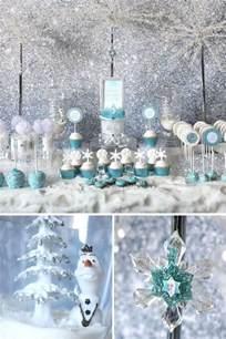 How To Make Winter Wonderland Decorations - winter wonderland decorations turn your home into a fairytale