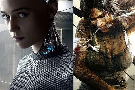the new tomb raider will be ex machina breakout alicia