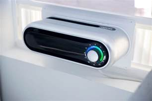 noria is an ultra compact window air conditioner technabob