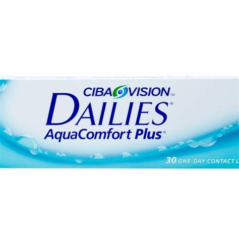 aqua comfort focus dailies aqua comfort plus 30 pack contacts cow