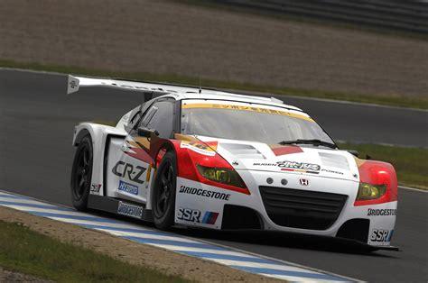 honda racing honda has announced mugen cr z gt featuring racing hybrid