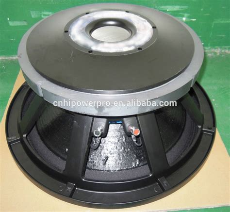 Speaker Canon 18 Inch hotsale 18 inch pa speakers subwoofer driver l18 8631
