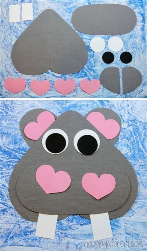 hippo paper plate craft 17 best ideas about hippo crafts on zoo crafts