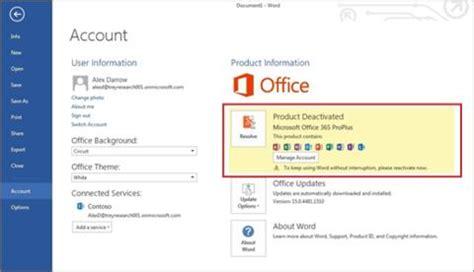 Office 365 Uiowa Troubleshooting Office 365 Proplus Information
