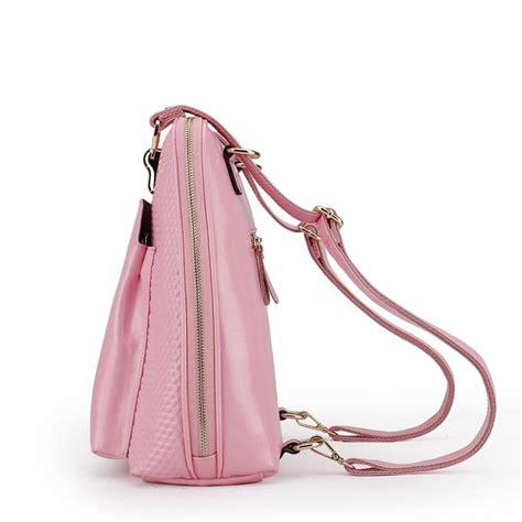 Sling Bags Belt criss cross belts backpacks sling bags pink calfskin