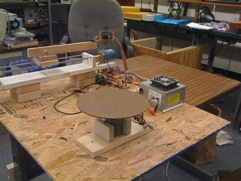 cornell ece 4760 project 3d scanner