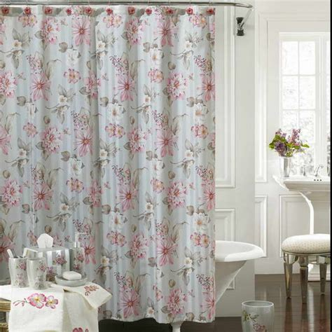 Designer Shower Curtains Fabric Designs Bloombety Fabric Shower Curtains With Unique Chairs Design Of Tropical Shower Curtains