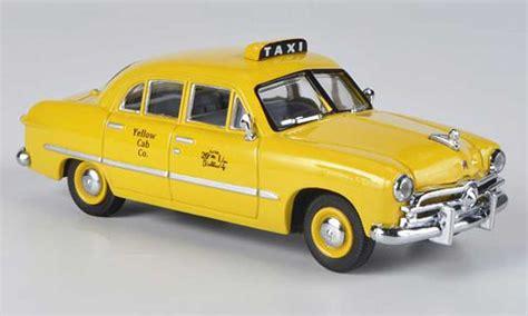 ford custom 1949 4 door sedan yellow cab co yellow taxi