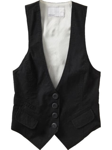 navy womens tuxedo vests fashion pinterest