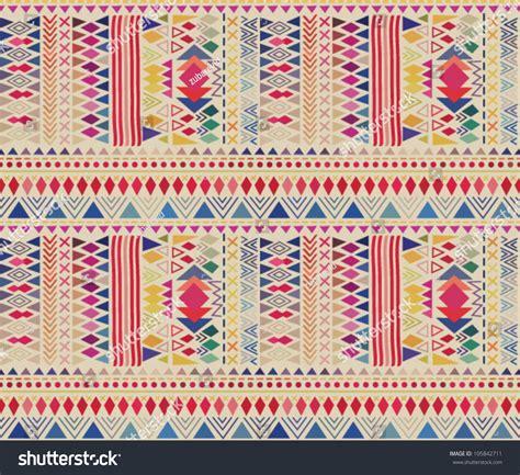 aztec pattern stock abstract geometric seamless pattern aztec style stock