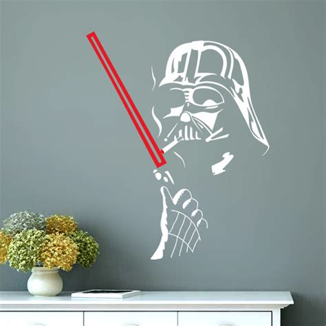 darth vader wall sticker darth vader wall sticker