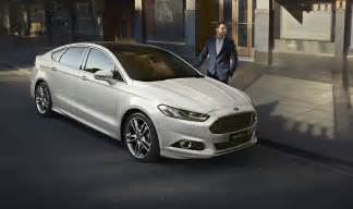 Ford Mondeo 2017 Ford Mondeo Updates Announced For Australia Photos