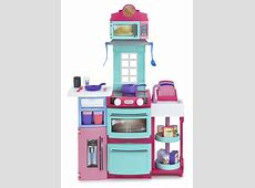 Little Tikes Cook 'n Store™ Kitchen Playset, Pink ... Little Tikes Kitchen Playset