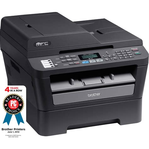 Printer Mfc mfc 7460dn network monochrome all in one mfc