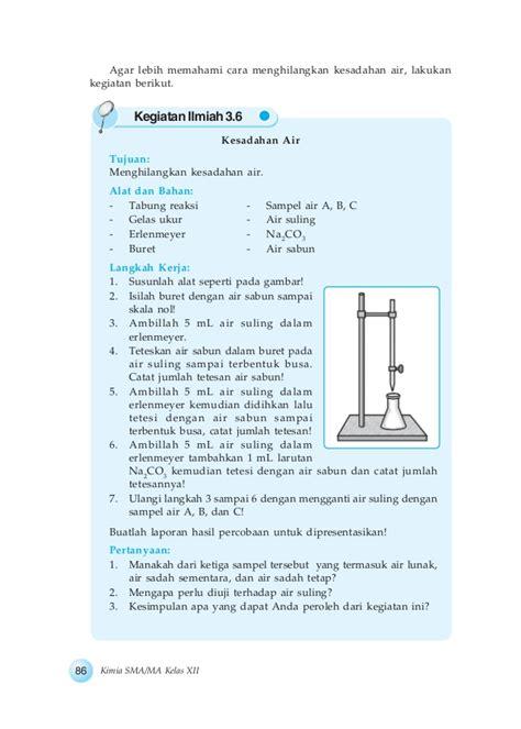 Sabun Hayyana bab 3 kimia unsur
