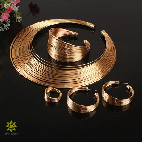 aliexpress buy indian jewelry set fashion metal wire