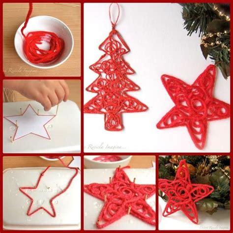 decoracion navidad hecha a mano adornos arbol navidad hechos a mano navidad pinterest