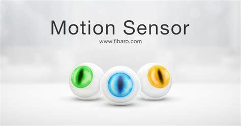 can you put a motion sensor on any light motion sensor z wave and homekit motion detector fibaro