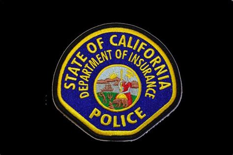 california department  insurance enforcement branch