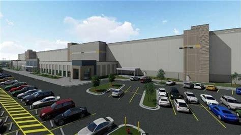 amazon distribution center  bring  jobs  nc