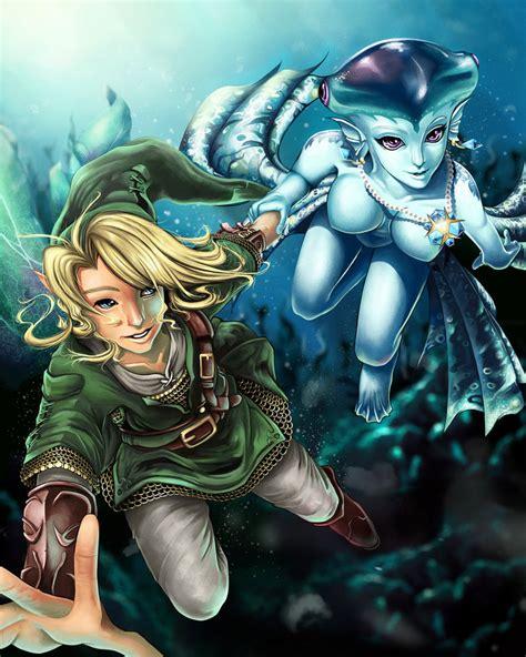 Big Zora princess ruto dungeon