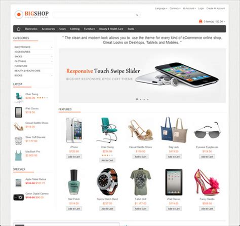 45 excellent opencart templates your customers cannot resist