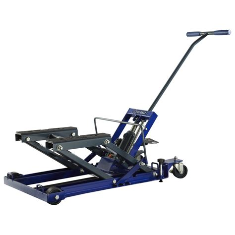 Best Deck Stain by Shop Kobalt 3 4 Ton Atv Motorcycle Jack At Lowes Com