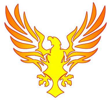 tattoo burung phoenix logo burung phoenix clipart best