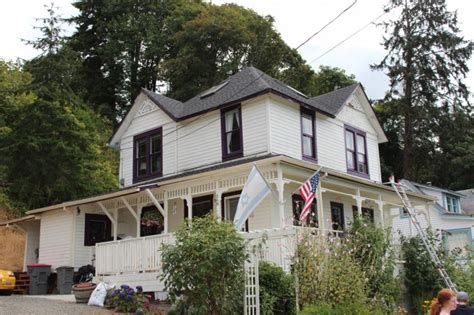 Goonies House by 187 Goonies Tour Of Astoria Or
