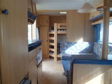 roulotte 6 posti letto usate franco caravan vendita roulotte usate e caravan usati di