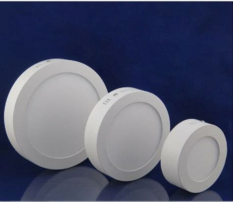 led ceiling lights surface mount panel type complete