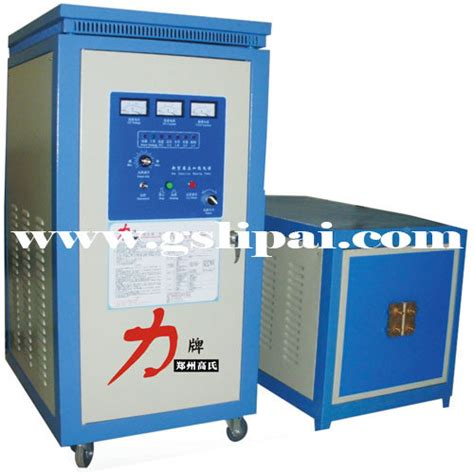 electromagnetic induction equipment gear ring induction hardening equipment from zhengzhou gous electromagnetic induction heating