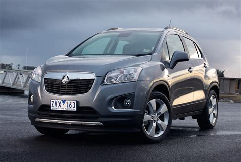 trax holden holden trax pricing and specifications photos 1 of 17
