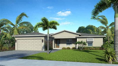 the rrb collection cape coral new home floor plans