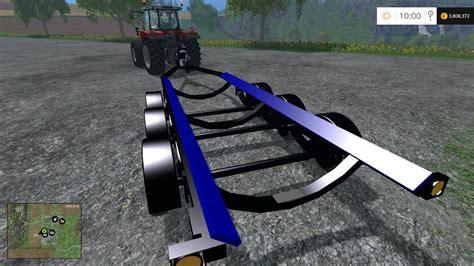 farming simulator boat videos boat trailer v1 modhub us