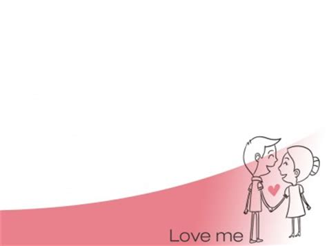 free love me backgrounds for powerpoint love ppt templates