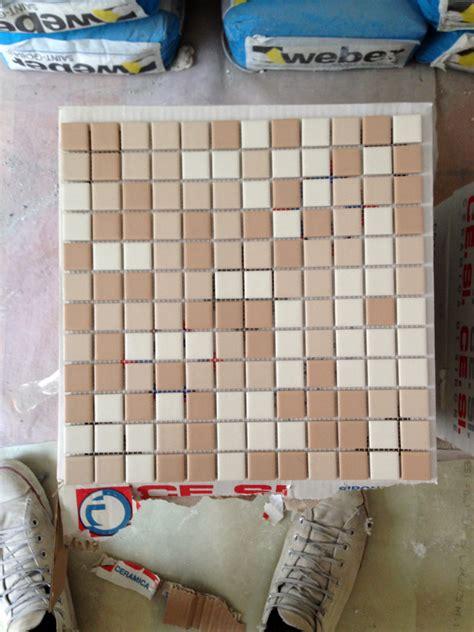 piastrelle bagno mosaico doccia foto le piastrelle bagno 1 mosaico doccia 2 5x2 5