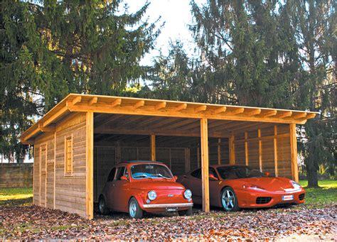 gazebo garage carports garages f lli aquilani arredo giardino