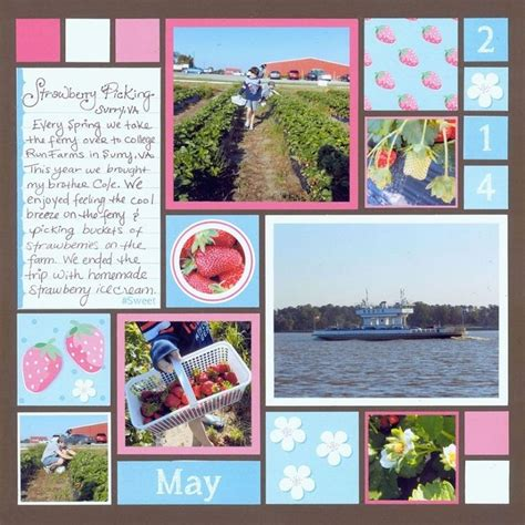 scrapbook layout pdf 17 best images about mosaic scrapbook pages on pinterest